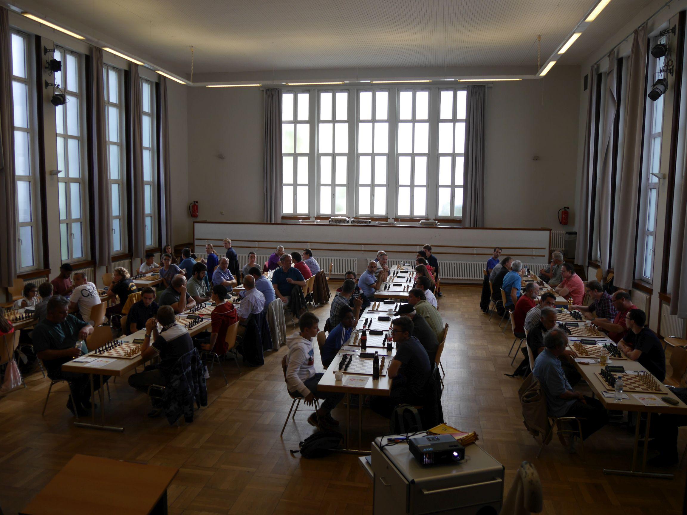 Spielsaal im Anne-Frank-Haus